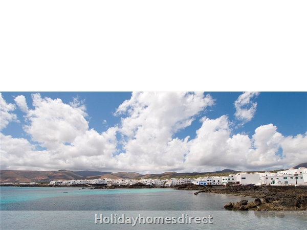 Casa Lila, Stunning Villa In The Quaint Canarian Fishing Village Of Punta Mujeres: Coast line in Punta Mujeres