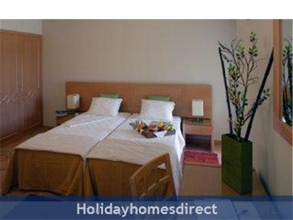 The Victoria Sport & Beach Hotel: Bedroom