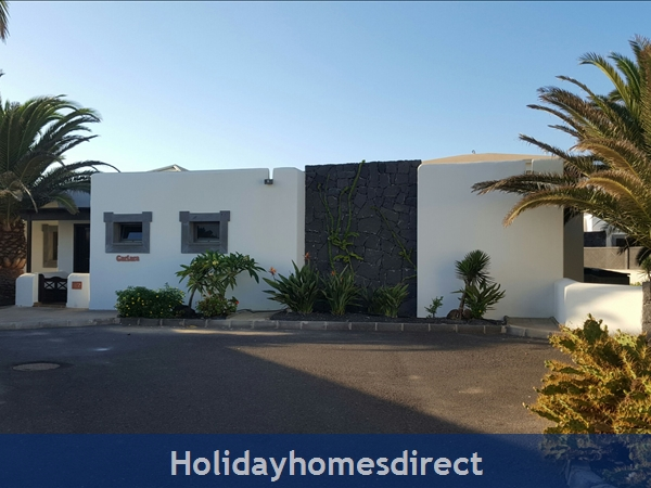 Carlara, Luxurious Designer Villa, Lanzarote, Canary Islands