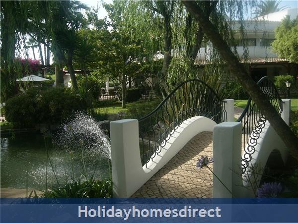 Alvor Apartment, Alto Golf & Country Club: Water Garden Alto Country Club