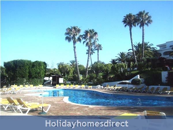 Alvor Apartment, Alto Golf & Country Club: Swimming Pool Alto Country Club