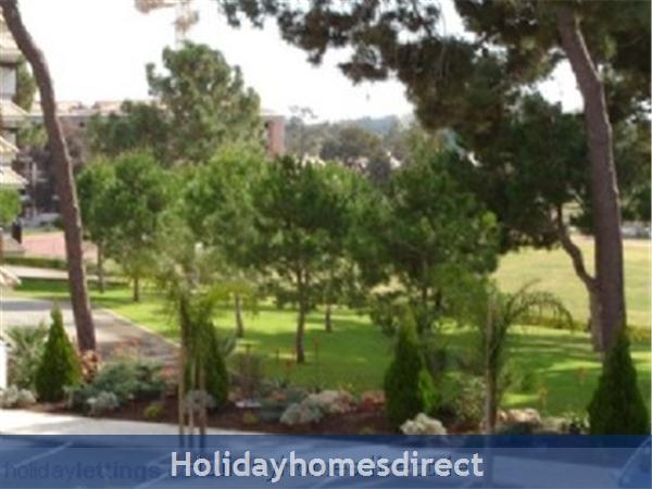 Pine Sun Park, 2 Bedroom Apartment, Albufeira (villamoura Area): view from the balcony