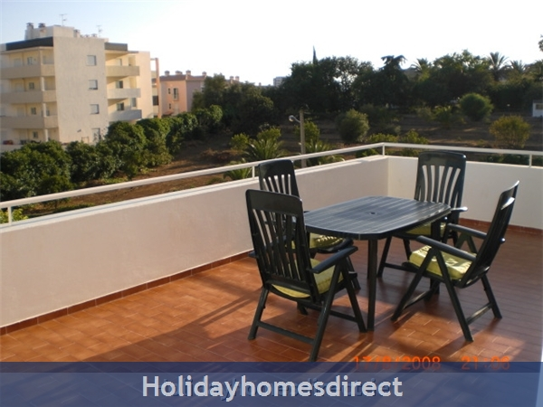 Maralvar, Large 2 Bedroom Apartment, Alvor: Image 7
