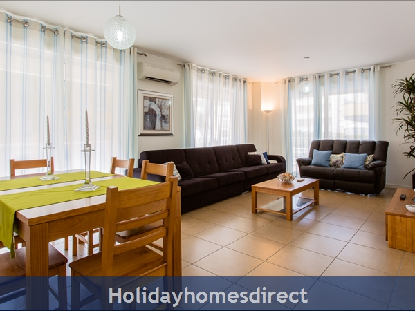 Varandas de Carteia, Apartment 150 Metres from Quarteira Beach