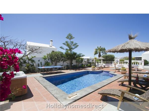 Villa Ani-lee, Villa In Tias: Private heated pool