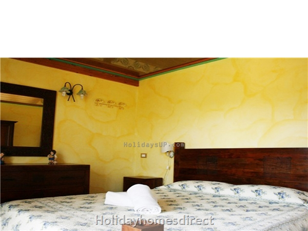 Bedroom casa sorrento centre journey vrbo