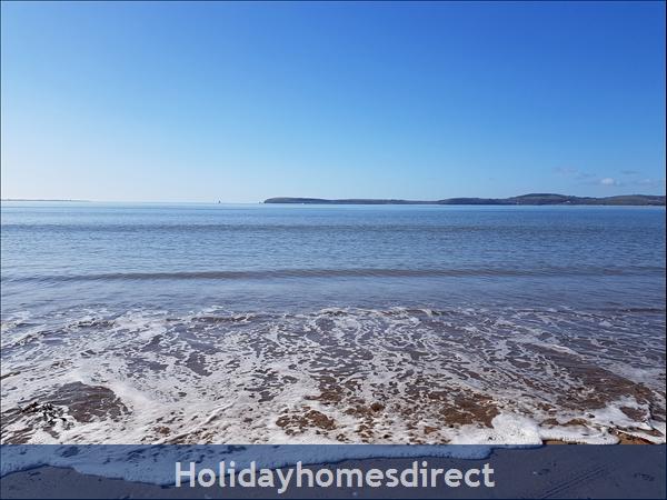 Nearby Duncannon Beach