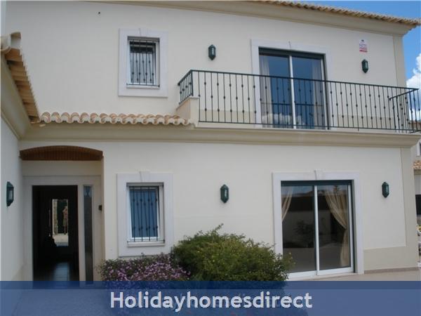 Casa Liador: front door