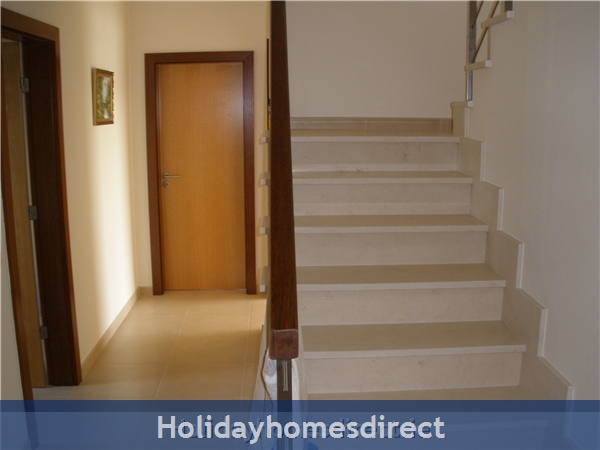 Casa Liador: stairway