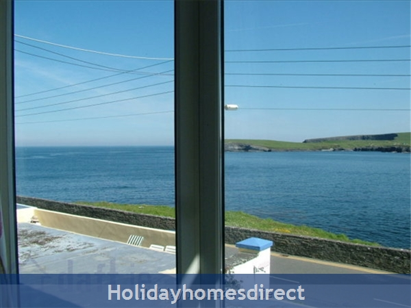 Westend, Kilkee, Co. Clare: Beach View