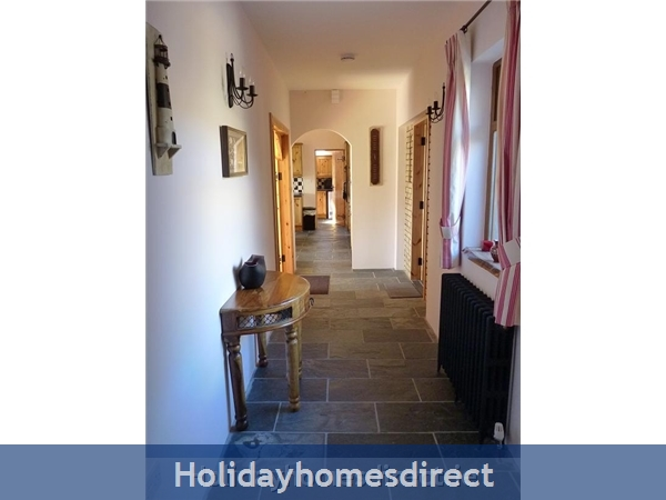 Self Catering Waterville, Kerry: Hallway