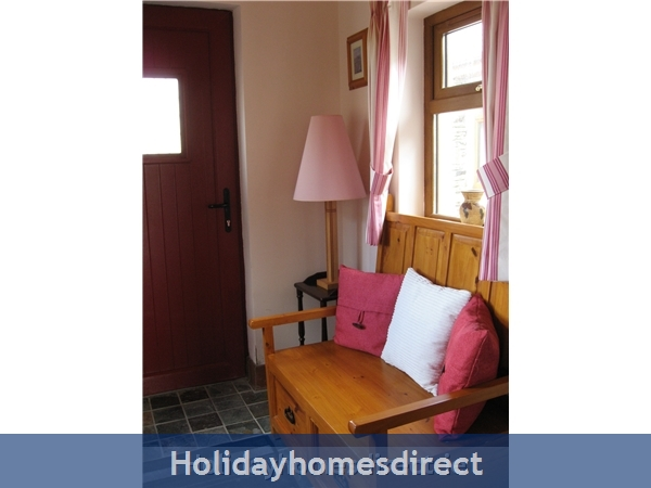 Self Catering Waterville, Kerry: Entrance Hall
