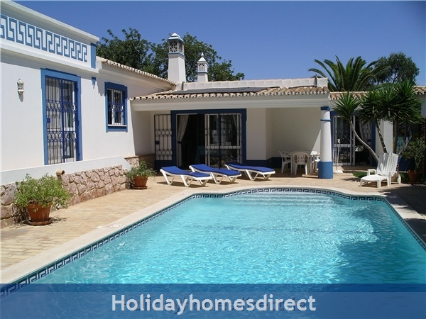 Casa Romantica Near Albufeira With Private Heatable Pool And Free Wireless Internet, Portugal