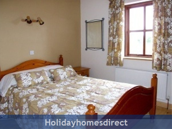 Bromore Cottage: Double Room