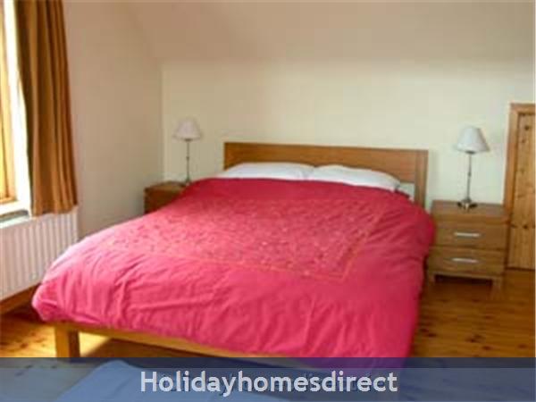 Billows Annex, Spanish Point Clare: Bedroom