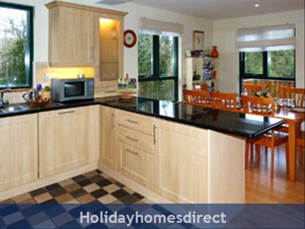 Ramley - Cornadarragh Forest Park: Kitchen