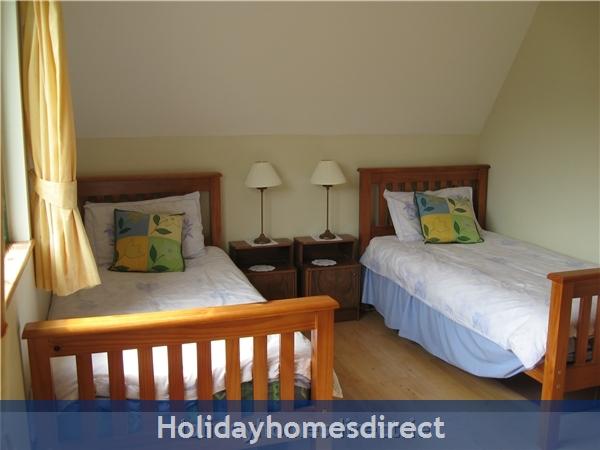Ramley - Cornadarragh Forest Park: Upstairs bedroom
