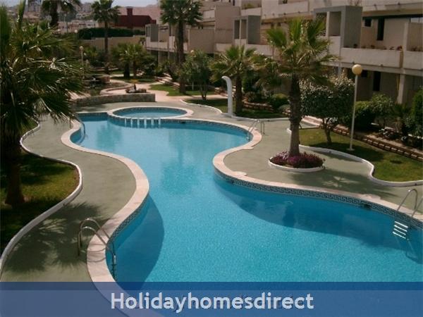 Gran Playa: Pool