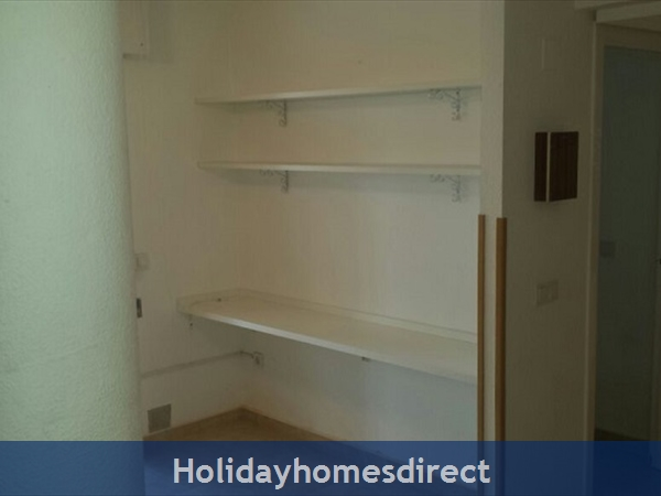 Gran Playa: New shelves