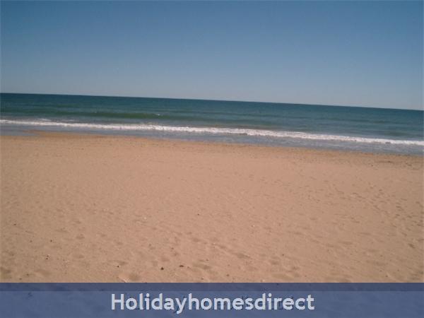 Gran Playa: Beach