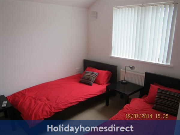 Hook View - Luxury Holiday Home In Dunmore East, Co. Waterford: Bedroom