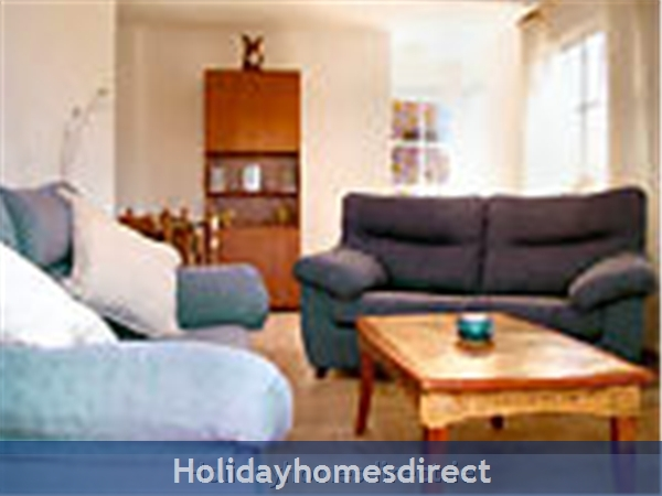 Casa Ellay: Living room