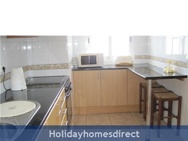 Casa Ellay: Kitchen