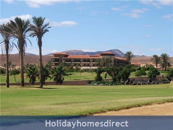 Casa Ellay: Golf course