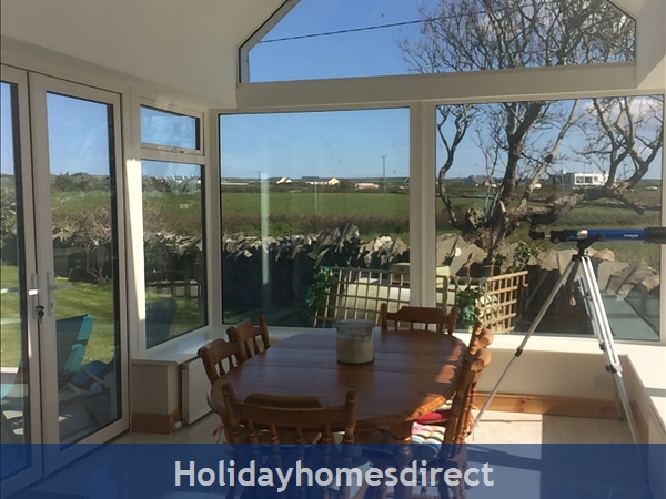 Seamount Liscannor/lahinch: Wine and Dine Room