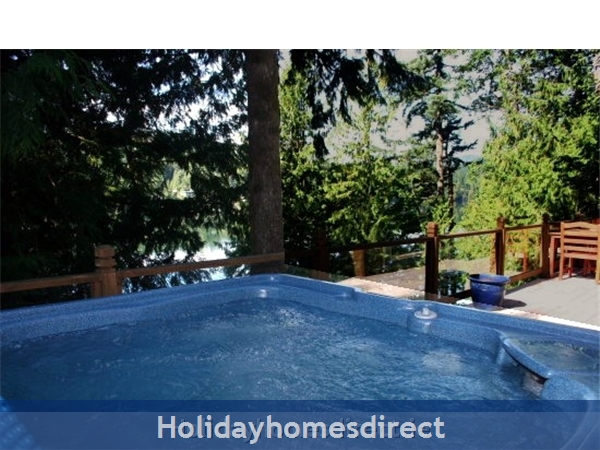 Mt. Baker Lodging Cabins And Condos At Mount Baker / Glacier, Washington!: Mt. Baker Lodging - Chalet 7