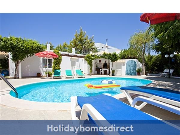 Villa Bonita Albufeira Private Villa With Pool.: Pool