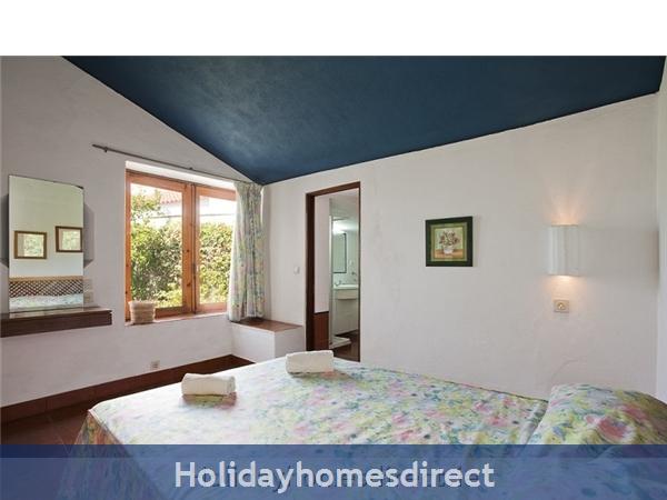 Villa Avril Albufeira Private Villa With Pool: Bedroom