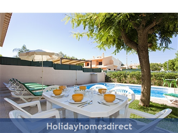 Villa Andrea Albufeira Private Villa With Pool: Pool