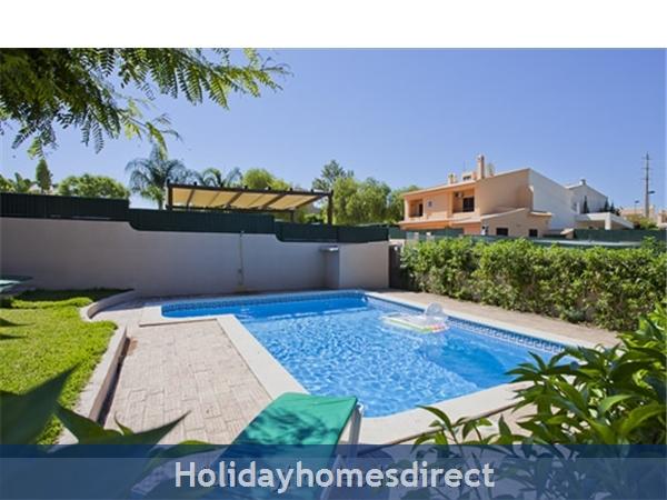 Villa Andrea Albufeira Private Villa With Pool: Pool Area
