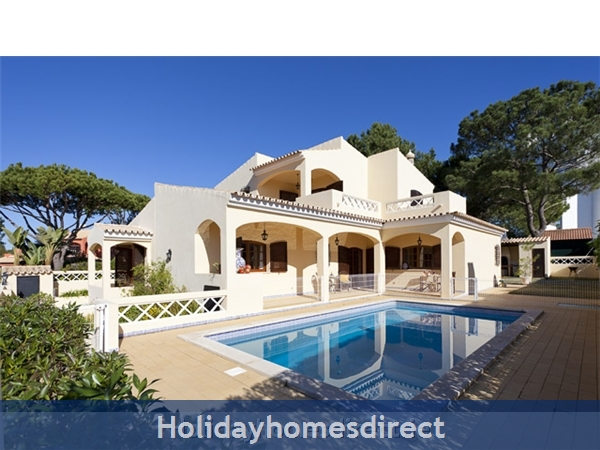 Villa Falima Vilamoura Private Villa With Pool