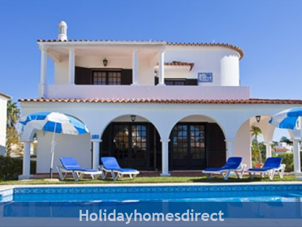 Villa Rosas Vilamoura Private Villa With Pool