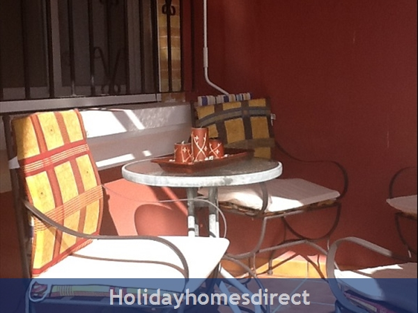 Sun Lake Torrevieja 3 Bedroom House Fully Air-conditioned, Wifi ,sky Tv: Terrace