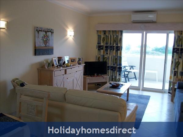 Vila Marachique Alvor: Living room