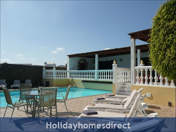SAVE 10% Casa Cielo with private pool, Puerto del Carmen, Lanzarote