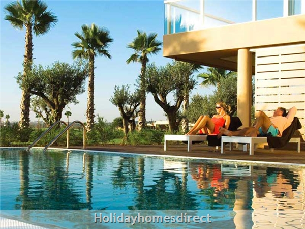 Vidamar Resort Salgados Albufeira - 2 And 3 Bedroom Villas With Pools - 5 Star Family Resort: Pool