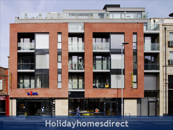 Apt 14 Pavilion View, beautiful residential area, 5 minutes from city centre!