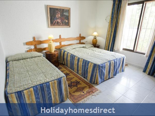 Pueblo Andaluz: Bedroom