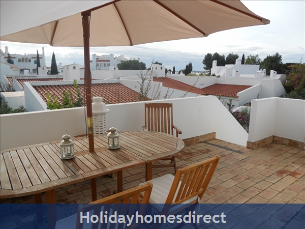 Prainha Village G18 Alvor 3 Bedroom: Verandah