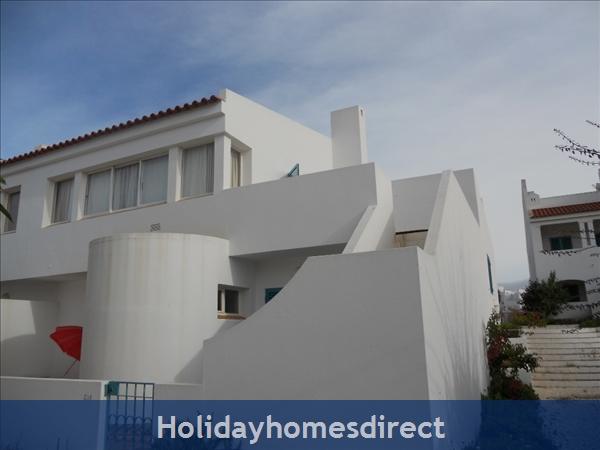 Prainha Village G18 Alvor 3 Bedroom: Rear
