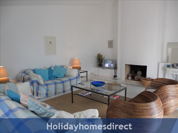Prainha Village G18 Alvor 3 Bedroom: Sitting room