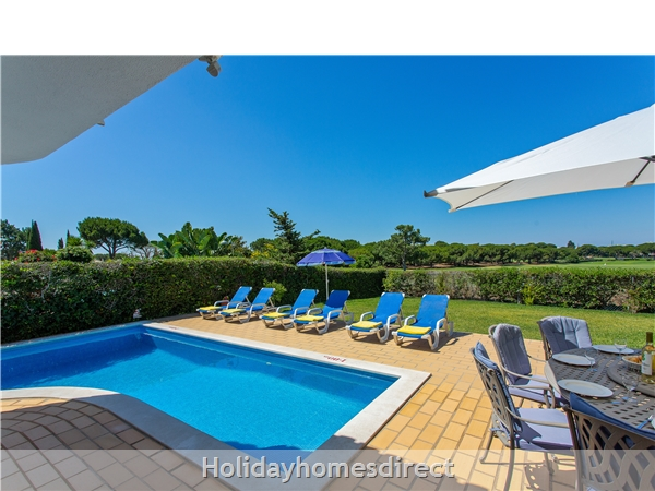 Villa Anderwood Vilamoura Villa With Private Pool: Pool