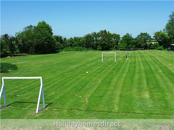 Maison: Games field
