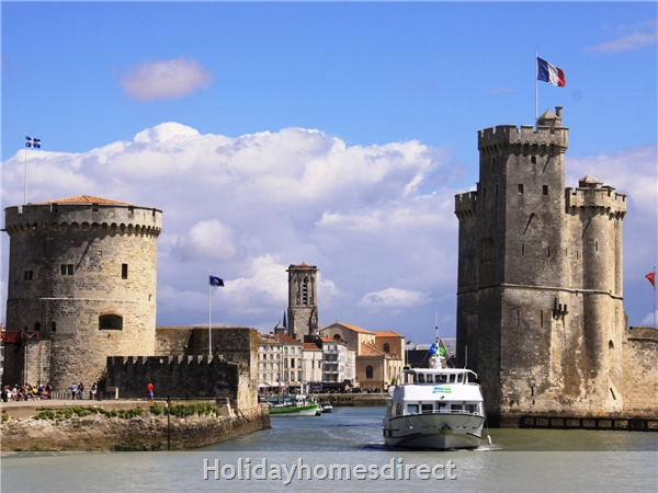 Puce Gite: La Rochelle