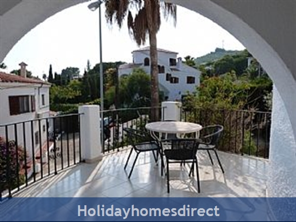 Beautiful Villa With Private Pool, Mountain And Sea Views: Sundowner Terrace
