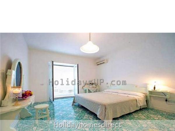 Villa Carlotta With Private Pool Sorrento Coast: Bedroom villa carlotta holiday homeaway for rent